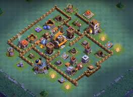coc village layout level 5 cash of clans top 15 best builder hall level 5 bases bh5 base