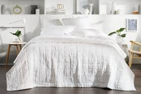 abbotson luxe linen bed covers and sheets sheridan