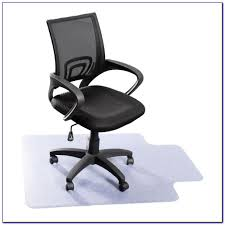 plastic floor mat for office chair chairs home design ideas