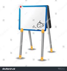 Vector Illustration Childrens Drawing Board Stock Vector 538527736