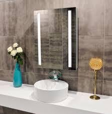 lighted bathroom mirror lighted cabinets u2013 backlitmirror com