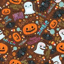 awesome halloween backgrounds cute halloween pattern background clipartsgram com