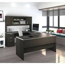 overstock l shaped desk bestar ridgeley u shaped desk free shipping today overstock l