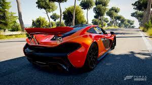 mclaren hypercar mclaren p1 car forza horizon 2 forza hypercar red cars