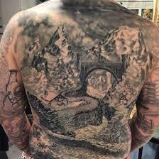 biomechanical tattoo artists seattle damon conklin super genius