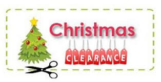 christmas clearance after christmas clearance saving toward a better saving