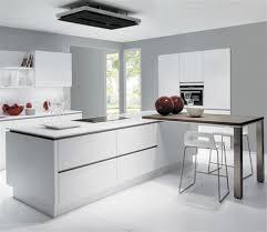 cuisine avec table ilot cuisine avec table 11 cuisine industrielle 43