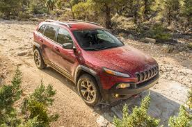 green jeep cherokee 2014 2014 jeep cherokee trailhawk review long term verdict motor trend