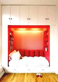 unique bedroom ideas awesome white brown wood glass cool design