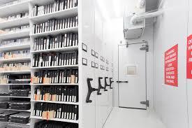 freezer cooler storage archives mobile shelving high density