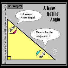 Scalene Triangle Meme - acute math funny