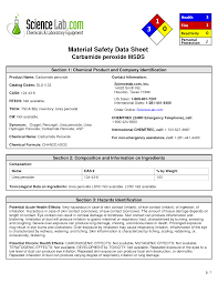 100 msds form amazon com u0027right to know