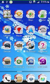 imagenes animadas de navidad para android especial navidad temas y fondos de pantalla navideños para tu