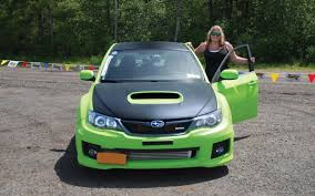 green subaru subaru drive performance mods devoted subaru wrx owner allisa