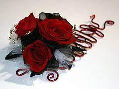 Red Rose Corsage Red Rose Corsage Petal Pushers Florist