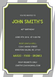 how to invite friends to your birthday party invitations