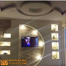 Decoration En Platre by Cuisine Platre Deco Tv Plasma Decoration Decoupe Plasma