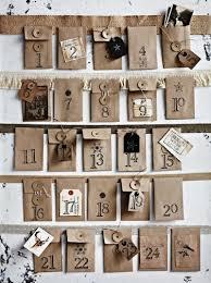 homelife how to make an envelope advent calendar for christmas