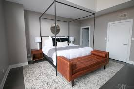 Minimalistic Bed Shopping For Neutral And Modern Art For The Master Bedroom