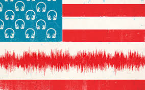 American Flag In Text How The Nsa Converts Spoken Words Into Searchable Text