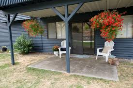 how to create a dry space under your deck home improvement
