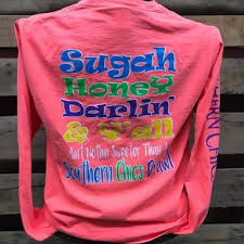 Southern Comfort Apparel Girlie Originals Keep It Southern From Simply Cute Tees