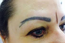 eyebrow feather tattoo uk let the buyer beware there s botched brows everywhere liverpool echo