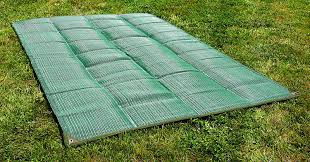 Rv Patio Rugs by Rv Trailer Patio Beach Camping Reversible Outdoor Mat 9x12 Camper