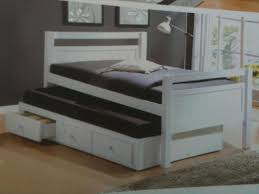 trundle bed black friday trundle bed king single white with drawers limited stock