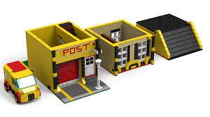 Lego Office Builinst U0027s Pages Bricksafe