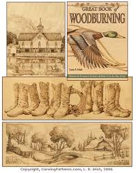 pyrography site with free patterns free woodburning patterns