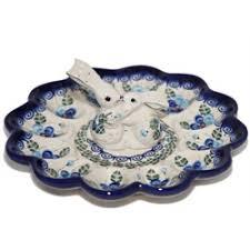 ceramic egg dish 190 best egg plates trays images on boiled eggs