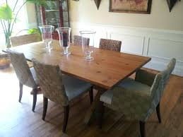 ethan allen mahogany dining room table leaf reviews pads sets used