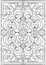 classic wallpaper pattern coloring pages google art