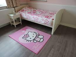 chambre fille hello couleur chambre fille moderne