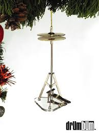 drum bum miscell hi hat stand ornament