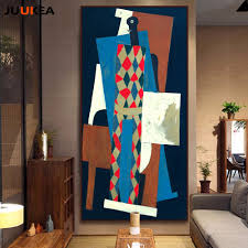 Harlequin Home Decor Online Buy Wholesale Harlequin Painting From China Harlequin