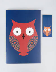 buy fabindia multi paper ozzy owl ajrakh notebook with bookmark buy fabindia multi paper ozzy owl ajrakh notebook with bookmark online fabindia com