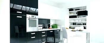 decoration salon cuisine deco salon et gris noir blanc cheap peinture avec best ideas