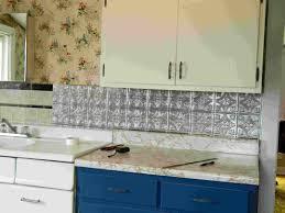 Kitchen Backsplash Tin Self Adhesive Kitchen Backsplash Tiles Kitchen Tin Peel And Stick