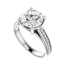engagement ring deals cyber monday rings 2016 deals 3 carat forever one moissanite