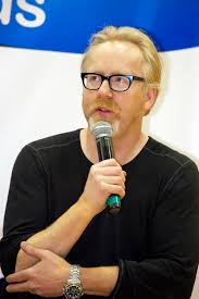Hit The Floor Adam - mythbusters adam savage and kari byron on the art of science and