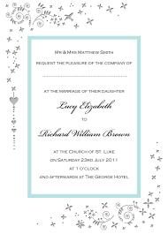 Marriage Invitation Card Wordings In English 28 Simple Wedding Invitation Wording Samples Vizio Wedding