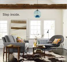 design within reach sofas design within reach explore our rooms milled