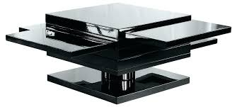 Black Gloss Glass Coffee Table Cheap Black Glass Coffee Table Beaconinstitute Info