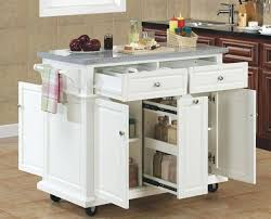 white kitchen island with top white portable kitchen island biceptendontear