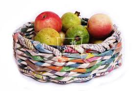 how to make a fruit basket recycled newspaper products paper basket manufacturer from