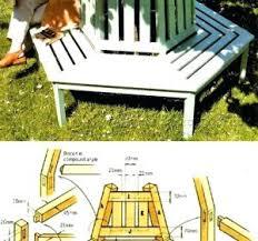 Bench Around Tree Plans Circular Seating Around Trees Benches Around Trees Plans Garden