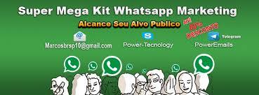 tutorial whatsapp marketing super mega kit robo whatsapp envios em massa