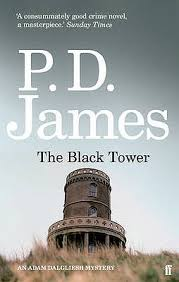 by p d review of the black tower by p d brainfluff